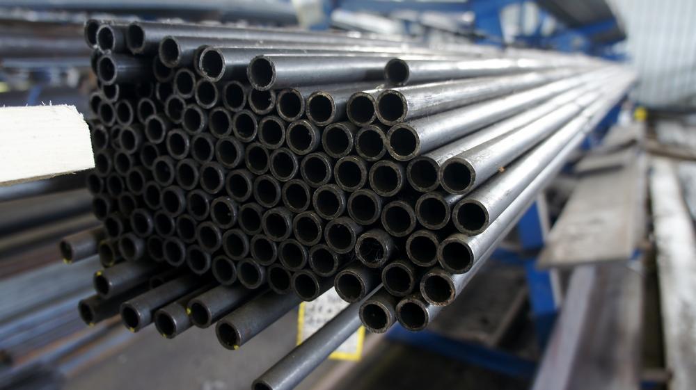 Trubky ocelové ceník
